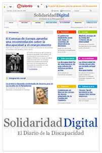 Vista de Solidaridad Digital